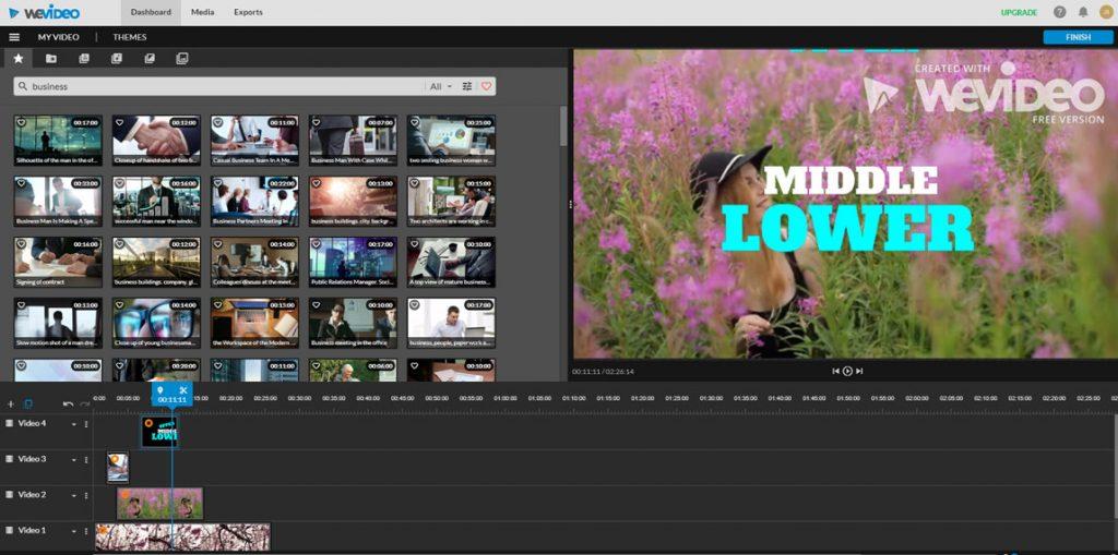 videoredigerare online
