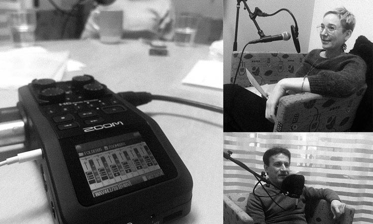 podcast produktionsbolag