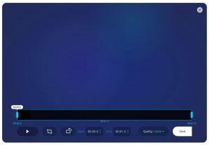Redigera video enkelt online