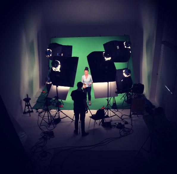 Göra företagsfilm